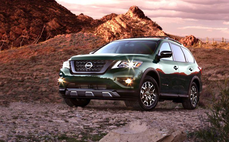 2019 Nissan Pathfinder Rock Creek Edition 535741