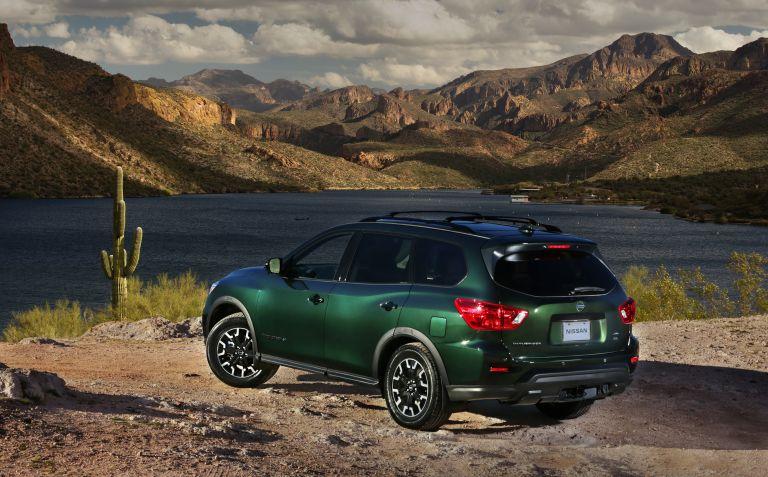 2019 Nissan Pathfinder Rock Creek Edition 535744