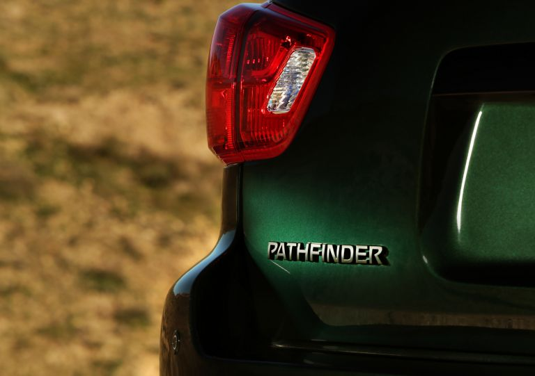 2019 Nissan Pathfinder Rock Creek Edition 535745