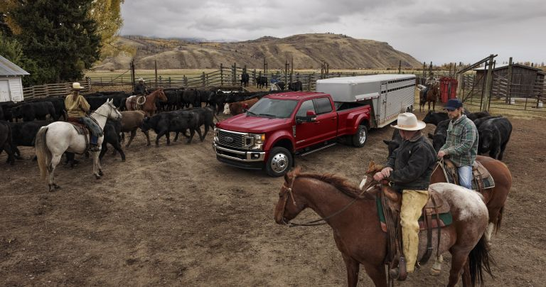 2020 Ford F-450 Super Duty Limited 535786
