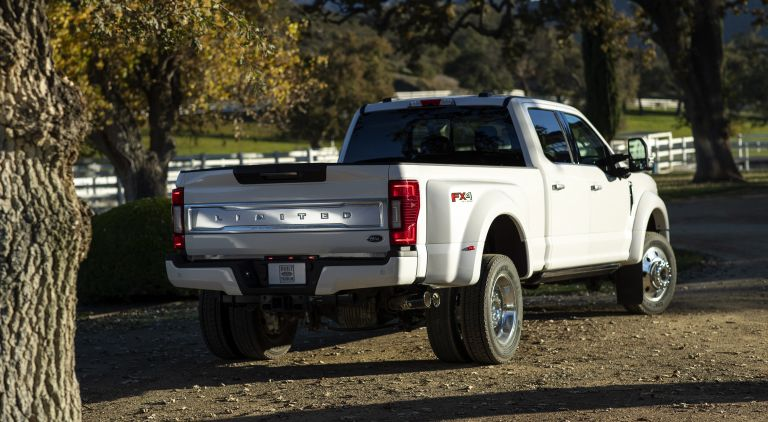 2020 Ford F-450 Super Duty Limited 535790