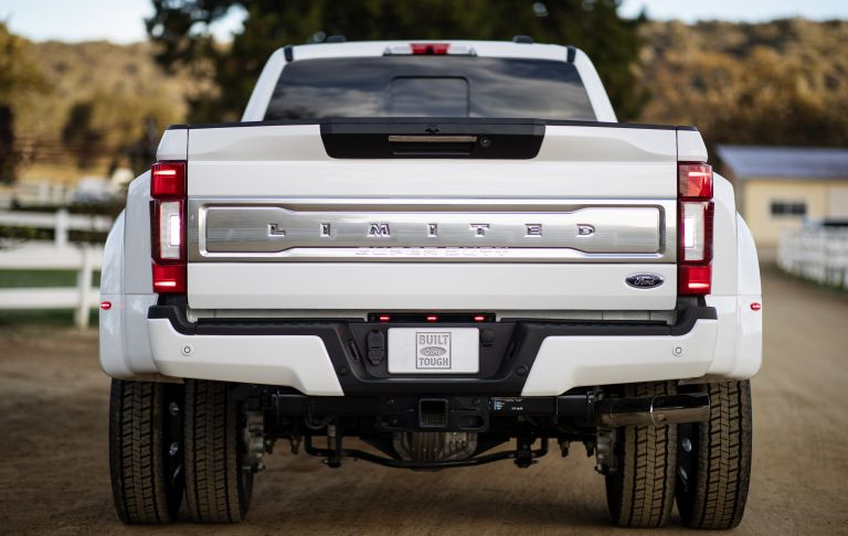 2020 Ford F-450 Super Duty Limited 535791