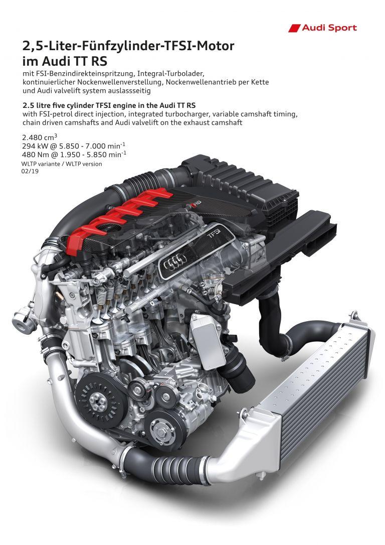 2020 Audi TT RS coupé 535939