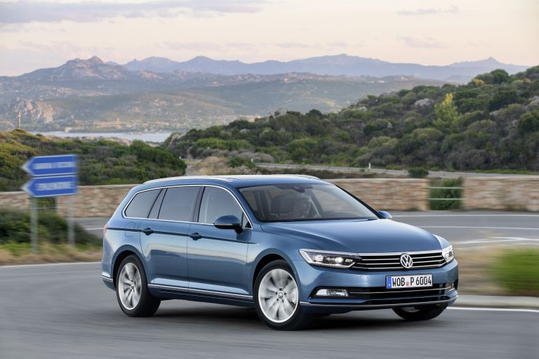 2020 Volkswagen Passat variant 535979