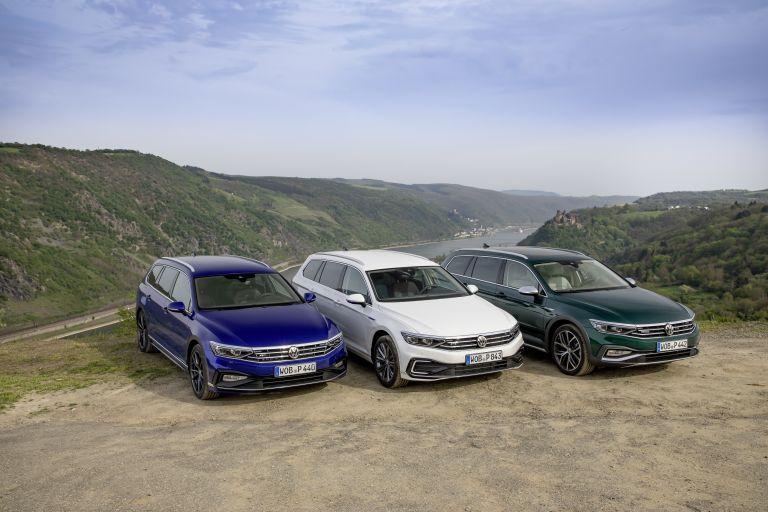 2020 Volkswagen Passat variant R-Line 549257