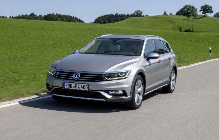 2020 Volkswagen Passat Alltrack 536072