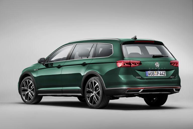 2020 Volkswagen Passat Alltrack 536077