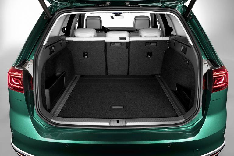 2020 Volkswagen Passat Alltrack 536085