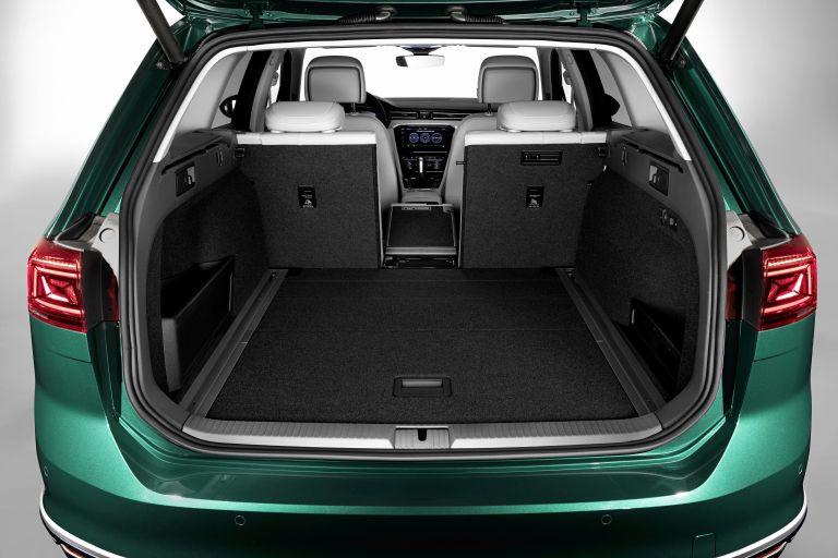 2020 Volkswagen Passat Alltrack 536086