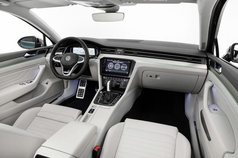 2020 Volkswagen Passat Alltrack 536093