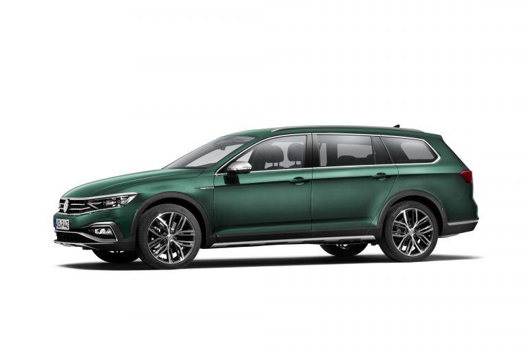 2020 Volkswagen Passat Alltrack 549181
