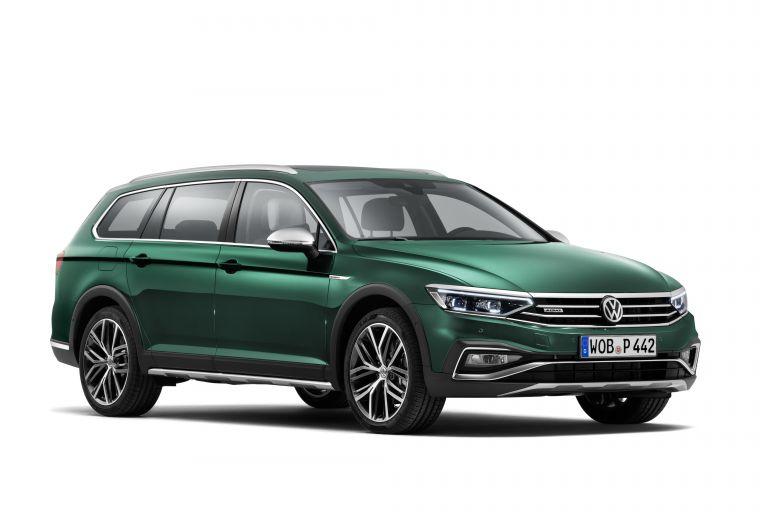 2020 Volkswagen Passat Alltrack 549182