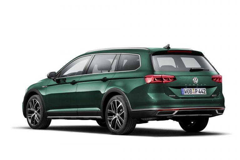 2020 Volkswagen Passat Alltrack 549183