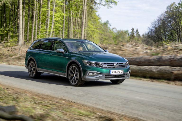 2020 Volkswagen Passat Alltrack 549184