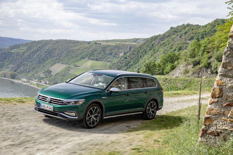2020 Volkswagen Passat Alltrack 549189