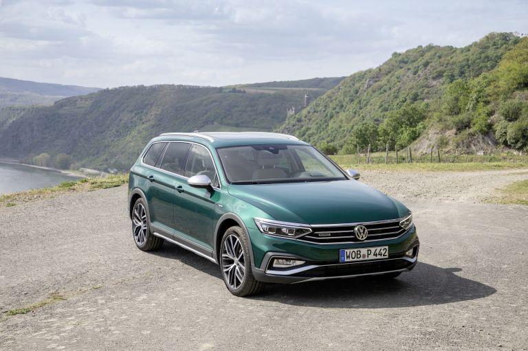 2020 Volkswagen Passat Alltrack 549190