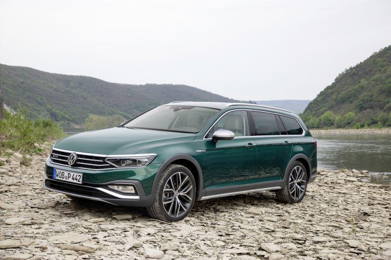 2020 Volkswagen Passat Alltrack 549192