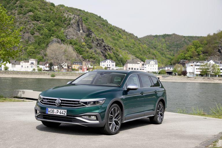 2020 Volkswagen Passat Alltrack 549194