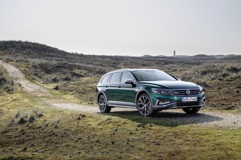 2020 Volkswagen Passat Alltrack 549196