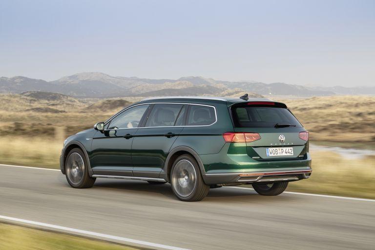 2020 Volkswagen Passat Alltrack 549209
