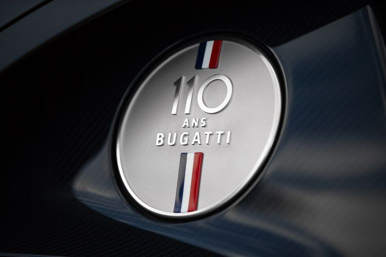 2019 Bugatti Chiron Sport 110 ans Bugatti 536113