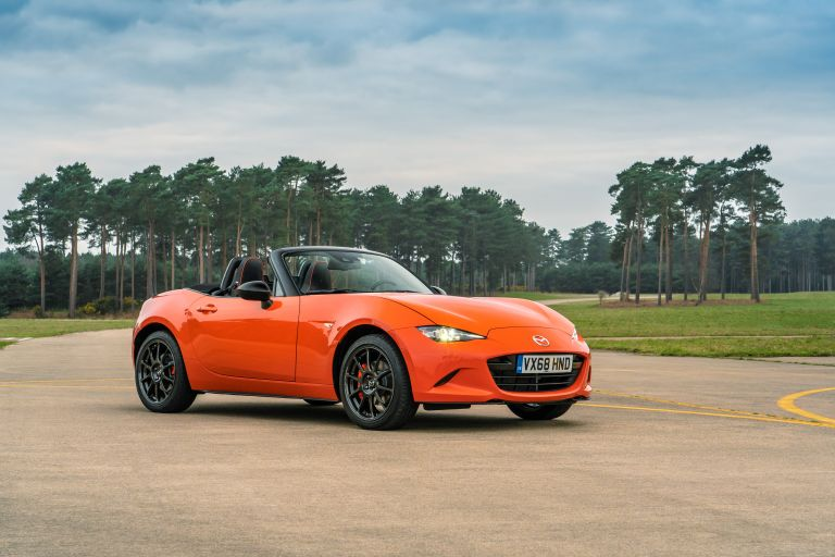 2019 Mazda MX-5 30th Anniversary Edition 552987