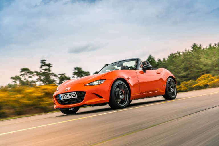 2019 Mazda MX-5 30th Anniversary Edition 552998
