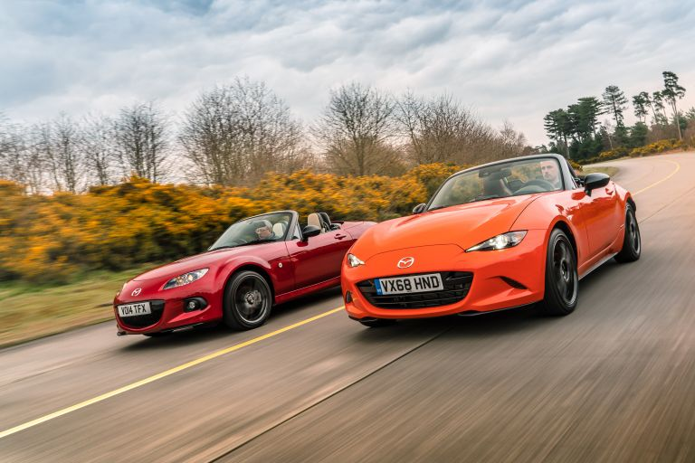 2019 Mazda MX-5 30th Anniversary Edition 553012