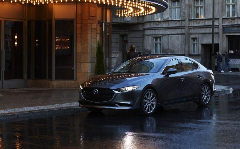 2019 Mazda 3 sedan - USA version 536307