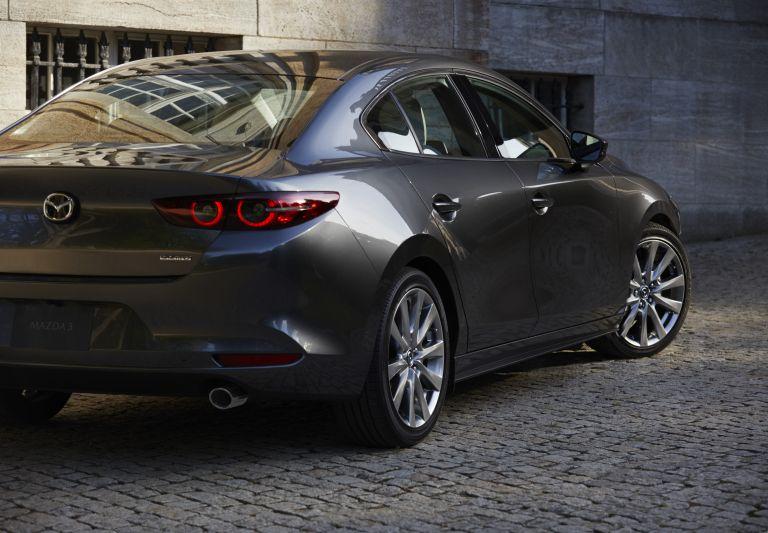 2019 Mazda 3 sedan - USA version 536310