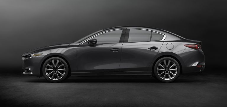 2019 Mazda 3 sedan - USA version 536313