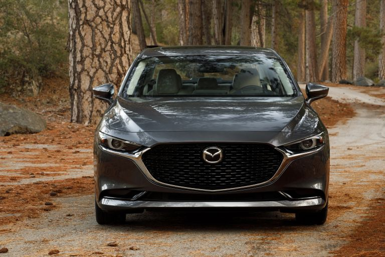 2019 Mazda 3 sedan - USA version 536316