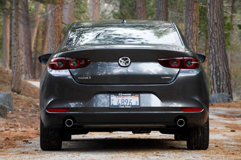 2019 Mazda 3 sedan - USA version 536318
