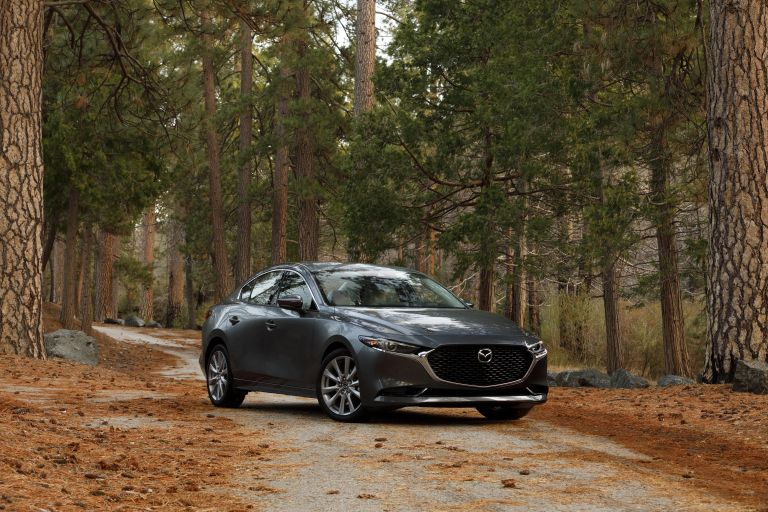 2019 Mazda 3 sedan - USA version 536319