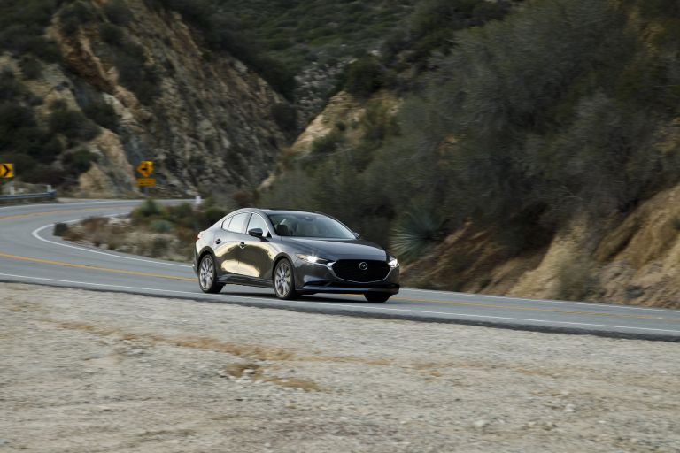 2019 Mazda 3 sedan - USA version 536323