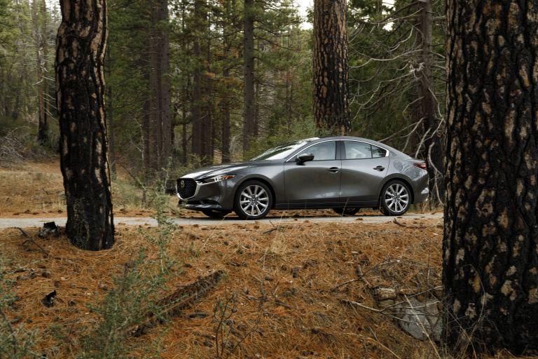 2019 Mazda 3 sedan - USA version 536324