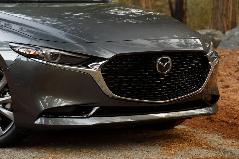 2019 Mazda 3 sedan - USA version 536331