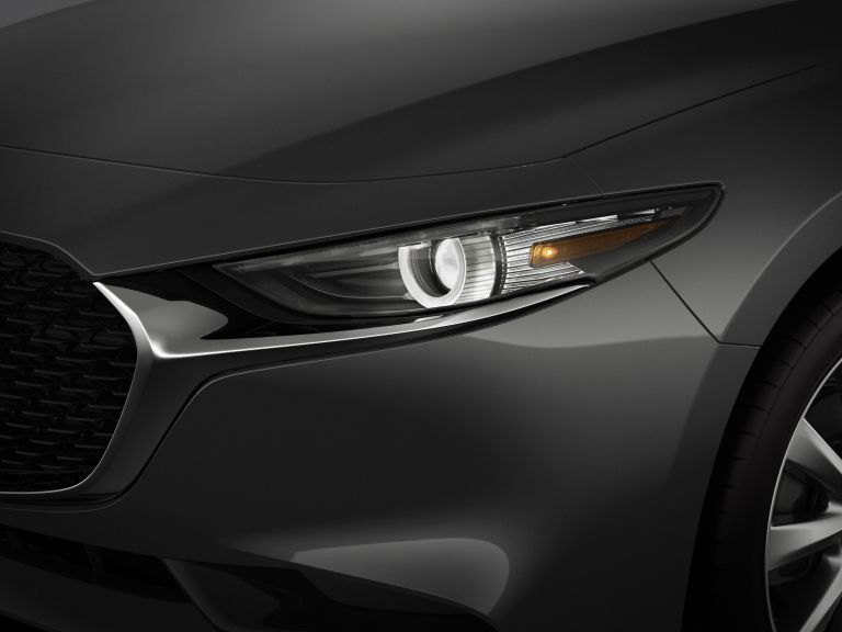 2019 Mazda 3 sedan - USA version 536340