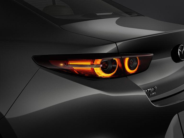 2019 Mazda 3 sedan - USA version 536341
