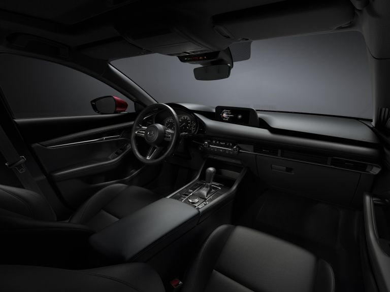 2019 Mazda 3 sedan - USA version 536349