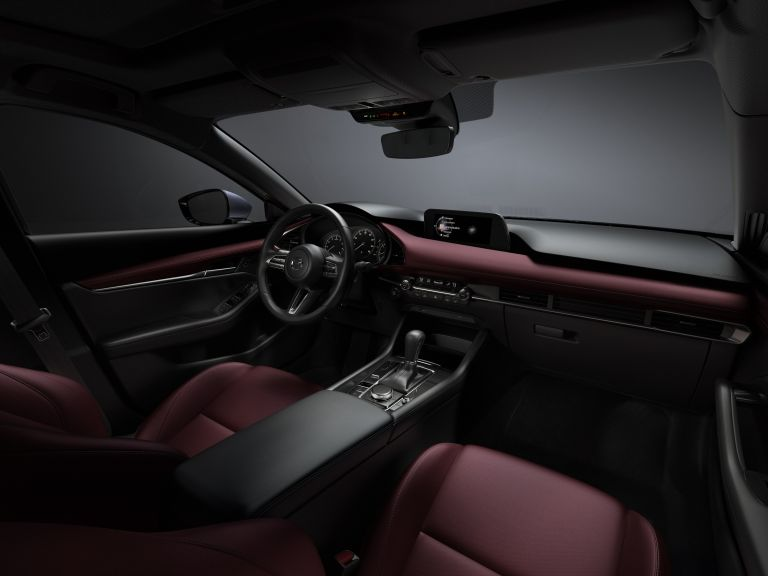 2019 Mazda 3 sedan - USA version 536350