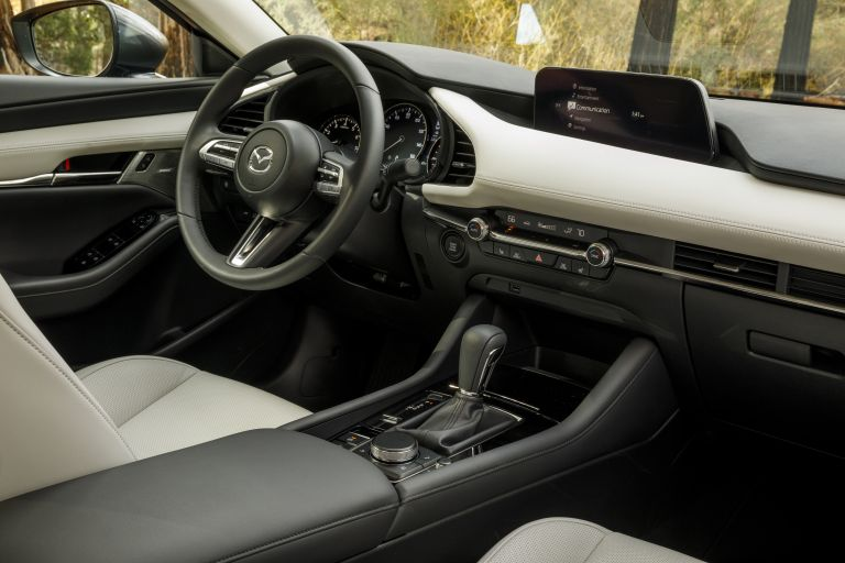 2019 Mazda 3 sedan - USA version 536356