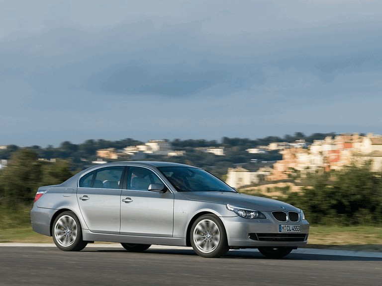 2008 BMW 5er #227375 - Best quality free high resolution ...