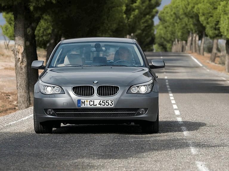 2008 BMW 5er 227377
