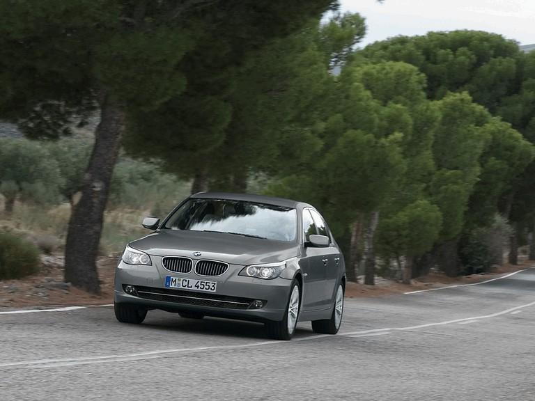 2008 BMW 5er 227378