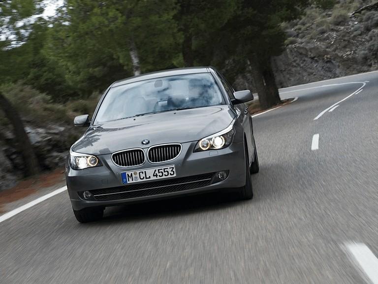 2008 BMW 5er 227383