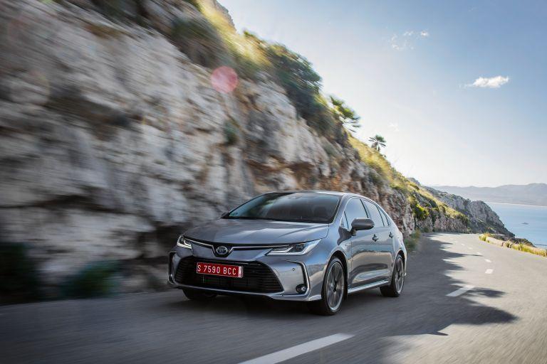 2019 Toyota Corolla sedan 1.8 573897
