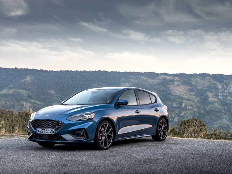 2020 Ford Focus ST 550946