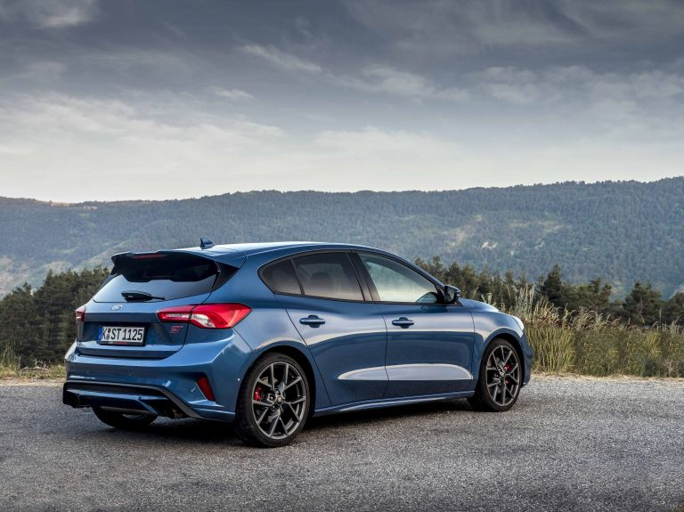 2020 Ford Focus ST 550947
