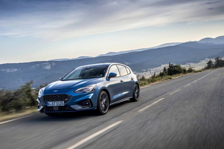2020 Ford Focus ST 550948